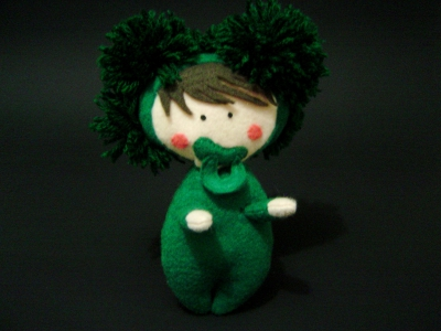 Bebê Brócolis (2008) criado por Júlia Cabral