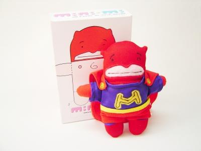 Mini-mi do Homem Maravilhoso (2010), criado por Hiro Kawahara