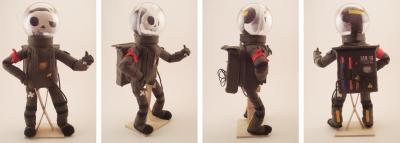 O Astronauta Morto (2016)