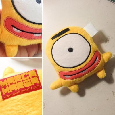 Pré-mascote do .marcamaria I (2016)
