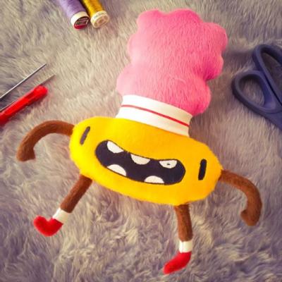 Pré-mascote do .marcamaria II (2018)