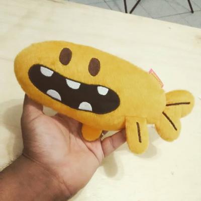 Peixim o mascote oficial do .marcamaria (2019)