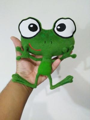 Sapo Zé, personagem criado pelo Canal Aquarela Kids (2018)